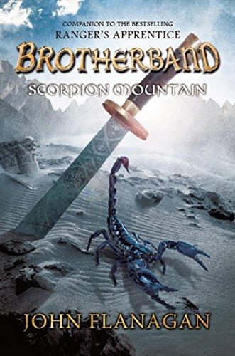9780440870814: Brotherband: Scorpion Mountain (Brotherband 5)