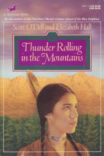 9780440900177: Thunder Rolling in the Mountains
