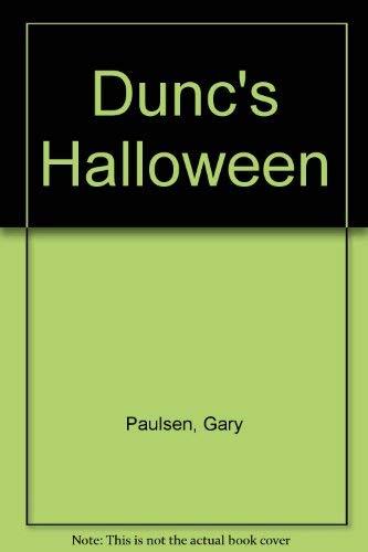 9780440900436: Dunc's Halloween (Culpepper Adventures Ser.)