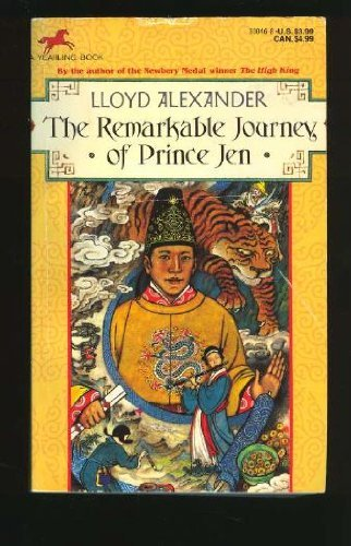 9780440900467: The Remarkable Journey of Prince Jen