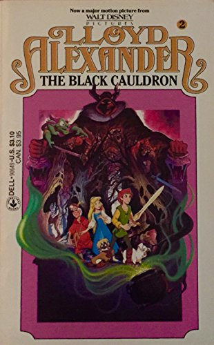 9780440900528: Title: The Black Cauldron