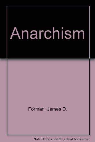 9780440901891: Anarchism