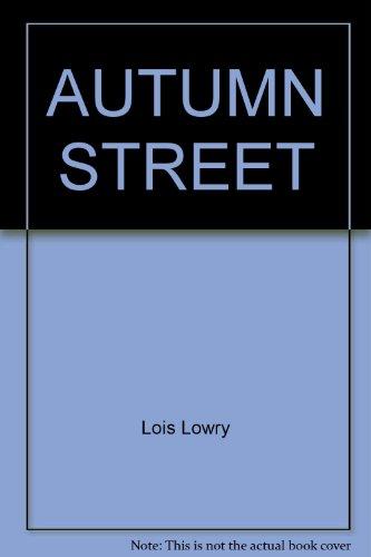 9780440903444: Autumn Street
