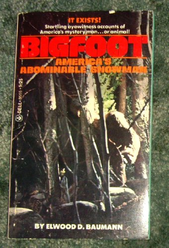9780440905554: Big Foot: America's Abominable Snowman