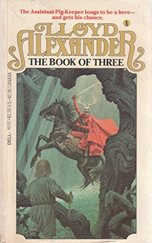 9780440907022: BOOK OF THREE THE
