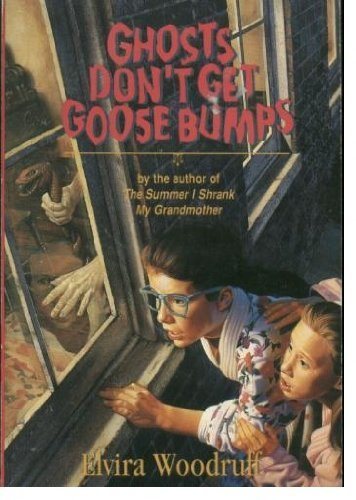 9780440910466: Ghosts Don't Get Goosebumps