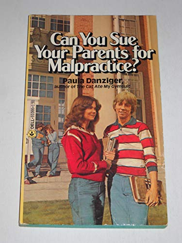 9780440910664: Can You Sue Your Parents for Malpractice