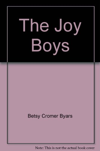 9780440911029: The Joy Boys