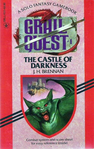 9780440911203: The Castle of Darkness (Grail Quest)