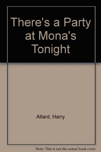 9780440911913: There's a Party at Mona's Tonight