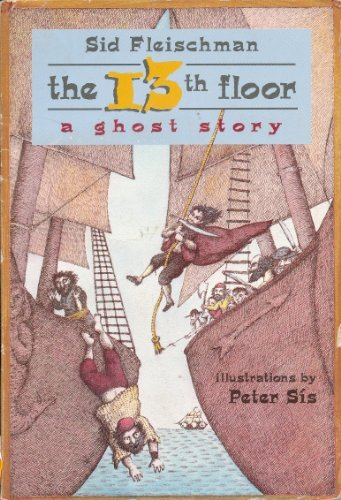 9780440912903: The 13th Floor: A Ghost Story
