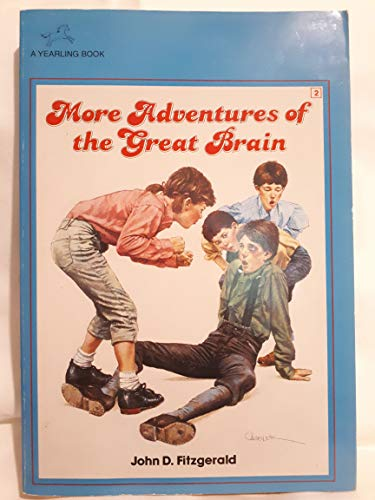 9780440913177: More Adventures of the Great Brain