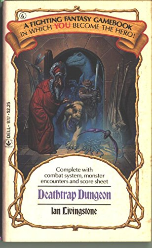 9780440917175: Deathtrap Dungeon
