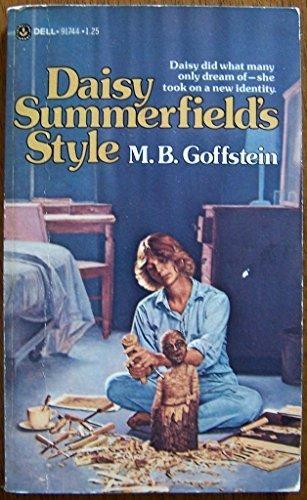 Daisy Summerfield's Style: Goffstein, M.B.