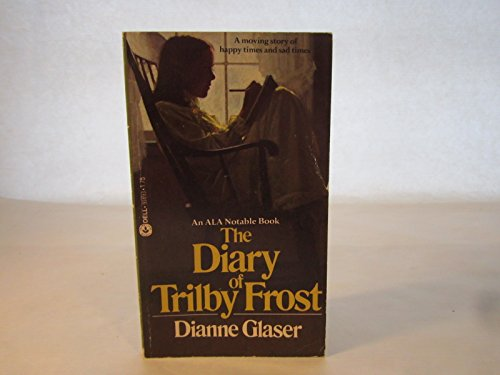 9780440918936: Diary of Trilby Frost