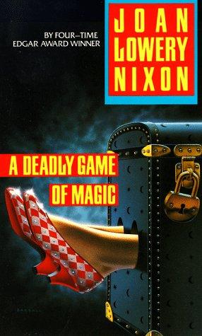 9780440921028: A Deadly Game of Magic (Laurel-leaf books)