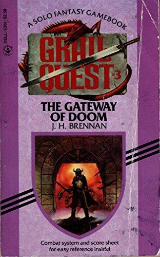 GATEWAY OF DOOM (Grail Quest): Brennan, J.H.