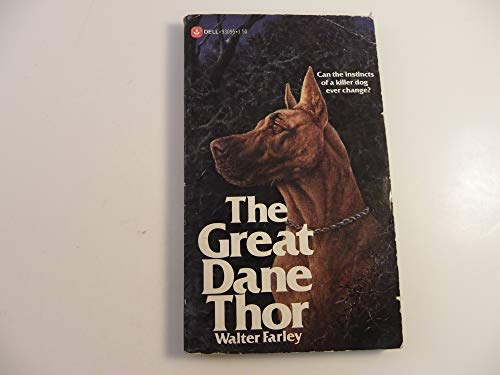 9780440930952: The Great Dane Thor