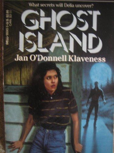 Ghost Island: Jan O'Donnell Klaveness