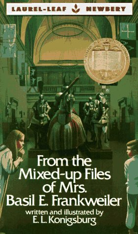 From the Mixed-Up Files of Mrs. Basil E. Frankweiler (Laurel Leaf Books): Konigsburg, E.L.