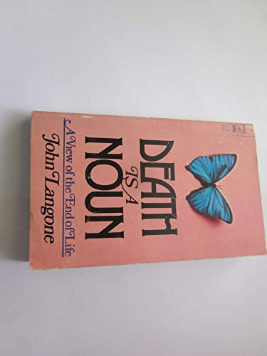 9780440934011: Death Is a Noun