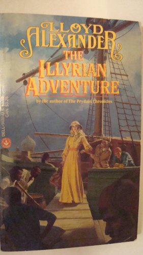 9780440940180: The Illyrian Adventure
