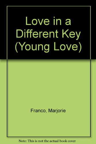 9780440950653: Love in a Different Key (Young Love)