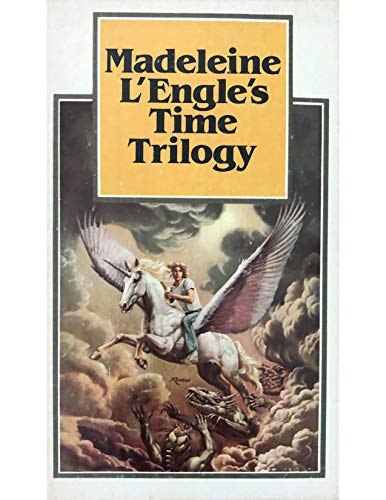 9780440952077: Madeleine L'Engle's Time Trilogy: A Wind in the Door; A Swiftly Tilting Planet; A Wrinkle in Time