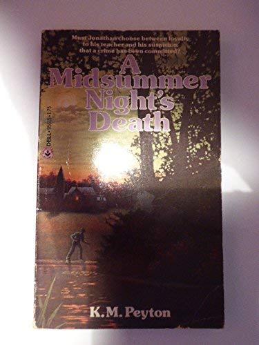 9780440956150: A Midsummer Night's Death