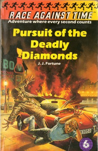 9780440971818: Pursuit of the Deadly Diamonds