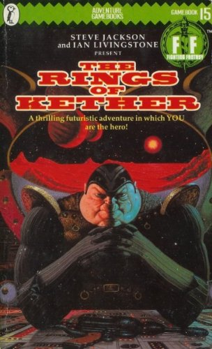 9780440974079: RINGS OF KETHER (Fighting Fantasy)