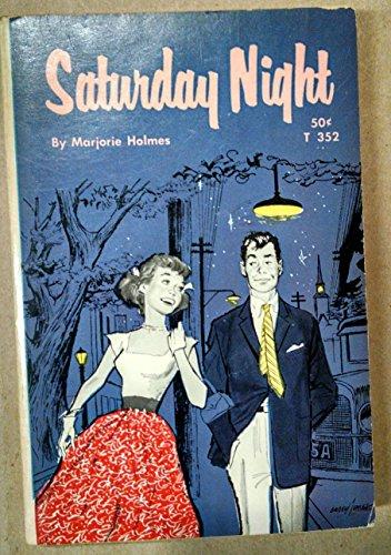 Saturday Night: Marjorie Holmes