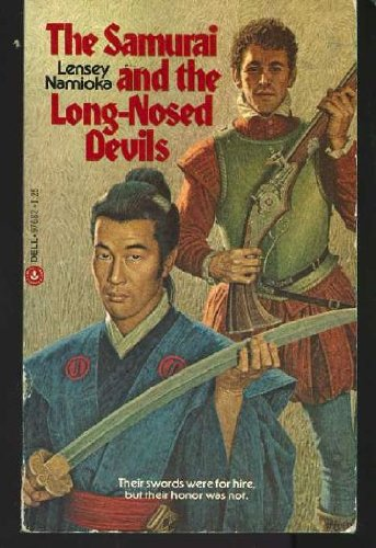 9780440976820: Samurai and the Long Nosed Devils