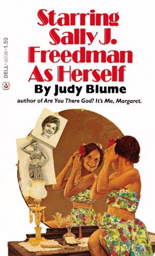 9780440982395: Starring Sally J. Freedman As Herself