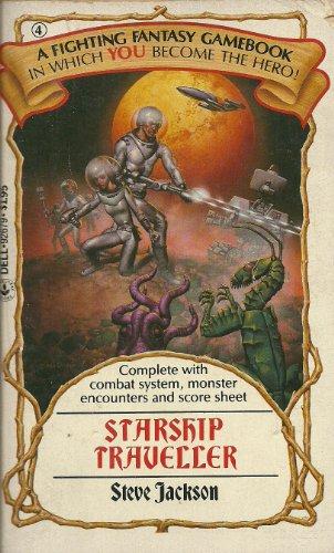 Starship Traveller: Jackson, Steve