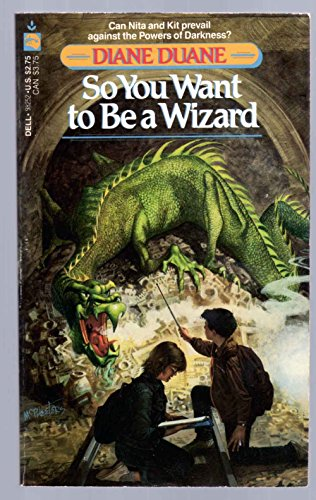So You Want to Be a Wizard (0440982529) by Duane, Diane