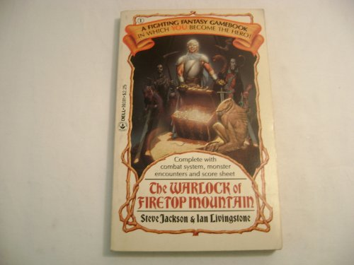 9780440993810: The Warlock of Firetop Mountain