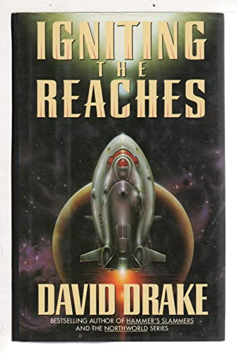 Igniting the Reaches **Signed**: Drake, David