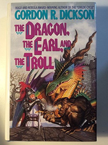 9780441000982: The Dragon, the Earl, and the Troll