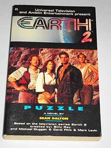 9780441001484: Earth 2: Puzzle : A Novel