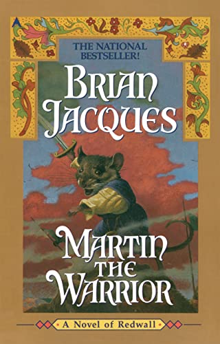 9780441001866: Martin the Warrior: A Novel of Redwall
