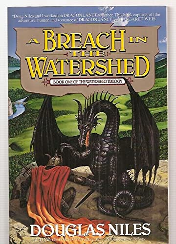 9780441002085: A Breach in the Watershed (Watershed Trilogy, Book 1)