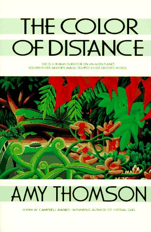 9780441002443: The Color of Distance