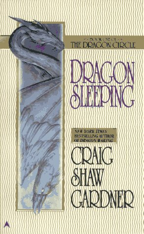 9780441002603: The Dragon Circle: Dragon Sleeping