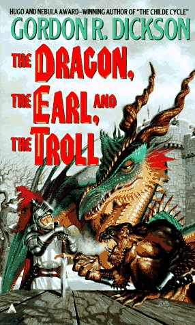 9780441002825: The Dragon, The Earl, and the Troll