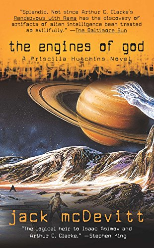 "9780441002849: The Engines of God (Priscilla ""Hutch"" Hutchins)"