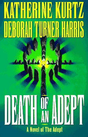 9780441003679: Adept: Death of an Adept
