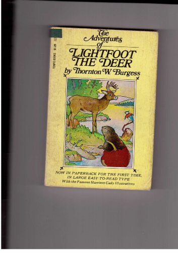 9780441003815: Adventures of Lightfoot Deer