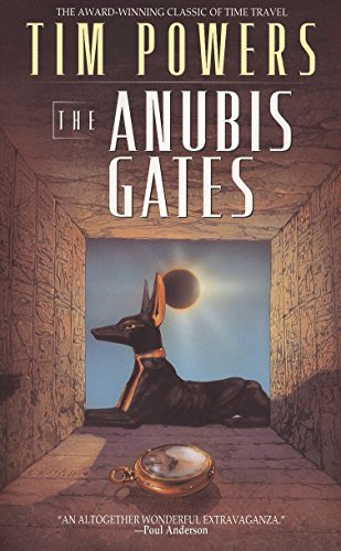 9780441004010: The Anubis Gates (Ace Science Fiction)