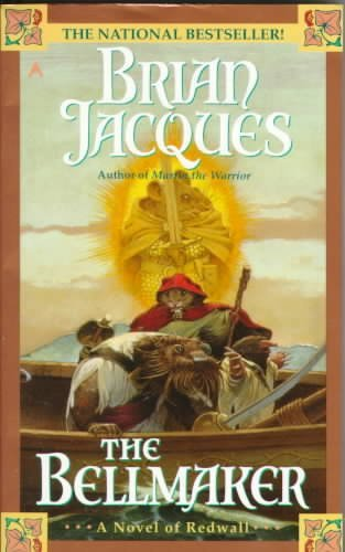 9780441004140: Brian Jacques's Tales from Redwall: The Bellmaker, Martin the Warrior, The Taggerung, Redwall, The Pearls of Lutra.